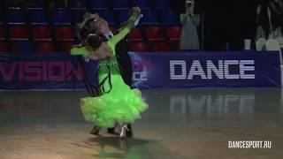 Дугинов Илья - Архипова Арина, Final Slow Foxtrot