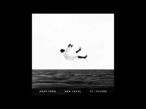 ASAP Ferg - New Level Ft Future Instrumental Remake