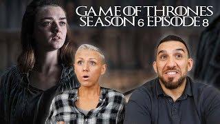 Game of Thrones Season 6 Episode 8 'No One' REACTION!!