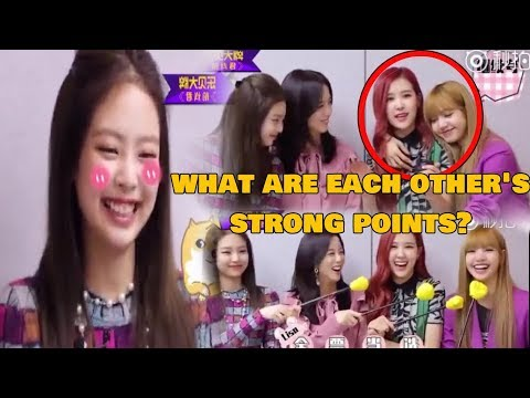[ENG] FULL BLACKPINK QQ China Interview - Choose the Strongest Point From Between Member