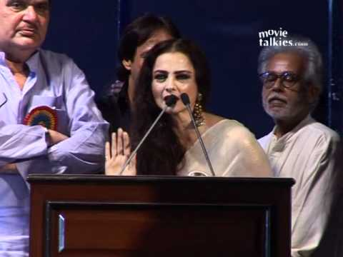 REKHA: 'I always wanted to be a SUPER HUMAN BEING like DHARMENDRA!'