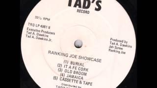 Ranking Joe Showcase Full Album Tad 39 s 1981 Reggae