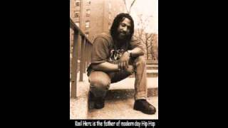 Davey D Interviews the Father of Hip Hop Kool Herc pt1 (Breakdown FM)