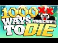 1000 WAYS TO DIE! Minecraft Funny Videos Moments - Micro Battle