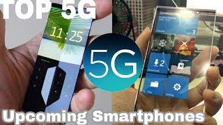 Top Rated 10 Upcoming 5G Smartphones(Full Specification) in 2018 | best 10 5G Smartphone