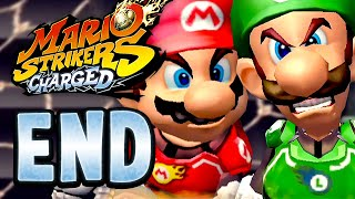 Mario Strikers Charged | Super Brothers Showdown! - 50 END (Wii Gameplay Walkthrough)