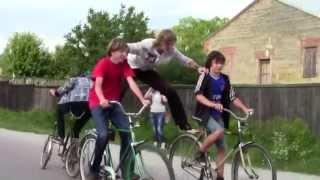 Ломаем себя и велосипеды