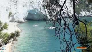 Baia di Vignanotica - Gargano [full HD]