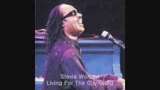 Stevie Wonder- Living For The City