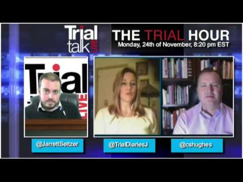 Trial Talk Live - Pieces of the Chris Hughes Interview about Travis Alexander and Jodi Arias