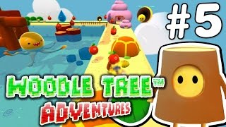 WOODLE TREE ADVENTURES #5 - Gameplay Comentado em Português PT-BR
