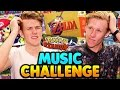 VIDEO GAME MUSIC CHALLENGE!