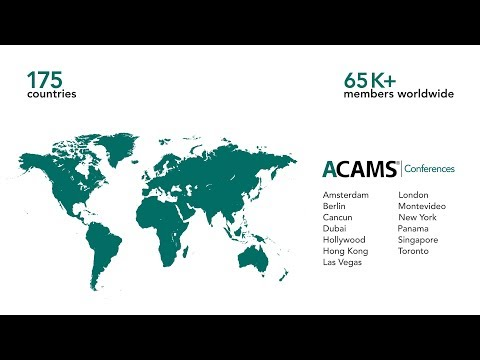 ACAMS - Association of Certified Anti-Money Laundering