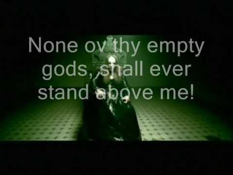 Behemoth Conquer All LYRICS