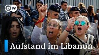 Christina hat's satt - Aufstand im Libanon | DW Reporter