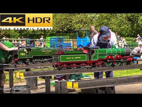 Urmston & District Model Engineering Society May Day Rally 2018
