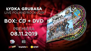 Łydka Grubasa na CD i DVD