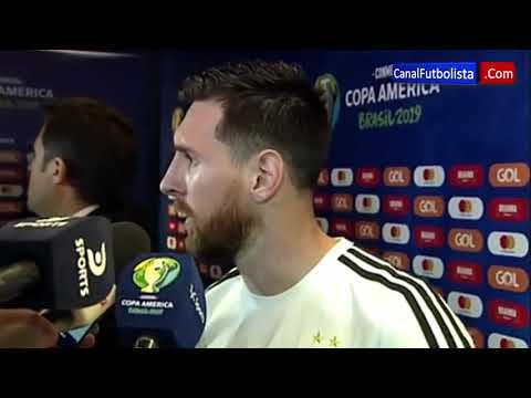 Messi: Se cansaron de cobrar boludeces y hoy no fueron nunca al VAR