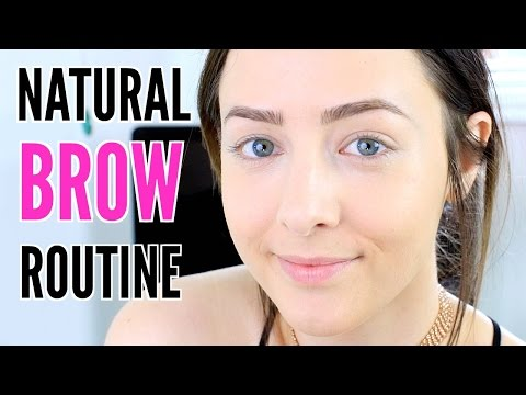 Beginner Makeup – Eyebrow Tutorial