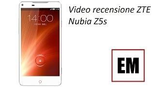 ZTE Nubia Z5s recensione ita da EsperienzaMobile