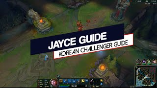 Preseason 6 Jayce Guide -for faithful Jayce players - by Narakyle, 파랑제이스