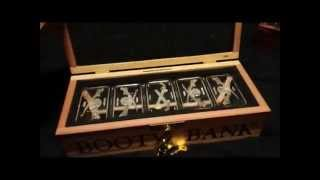 Pirate Booty Bullion Cedar Box Sets