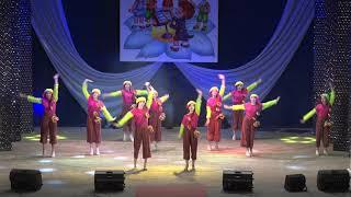 Отчетный концерт детских коллективов - 2018