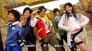 Zyuden Sentai Kyoryuger VS Go Busters: The Great Dinosaur Battle! Farewell Our Eternal Friends