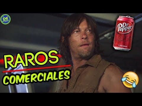 Los Comerciales MÁS RAROS de The Walking Dead