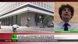 Video Quebec could ban government employees from wearing religious items download MP3, 3GP, MP4, WEBM, AVI, FLV Oktober 2018