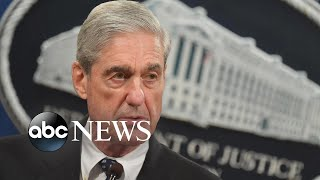 DOJ tells Robert Mueller to limit his testimony