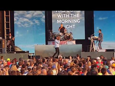 The Cross Has The Final Word by Newsboys | Lagrange County Fair, IN