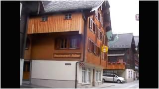 Швейцария. Андерматт. Туры в Европу