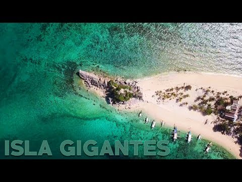 THE PHILIPPINES BEST ISLAND HOPPING?!? - Isla Gigantes Panay Iloilo
