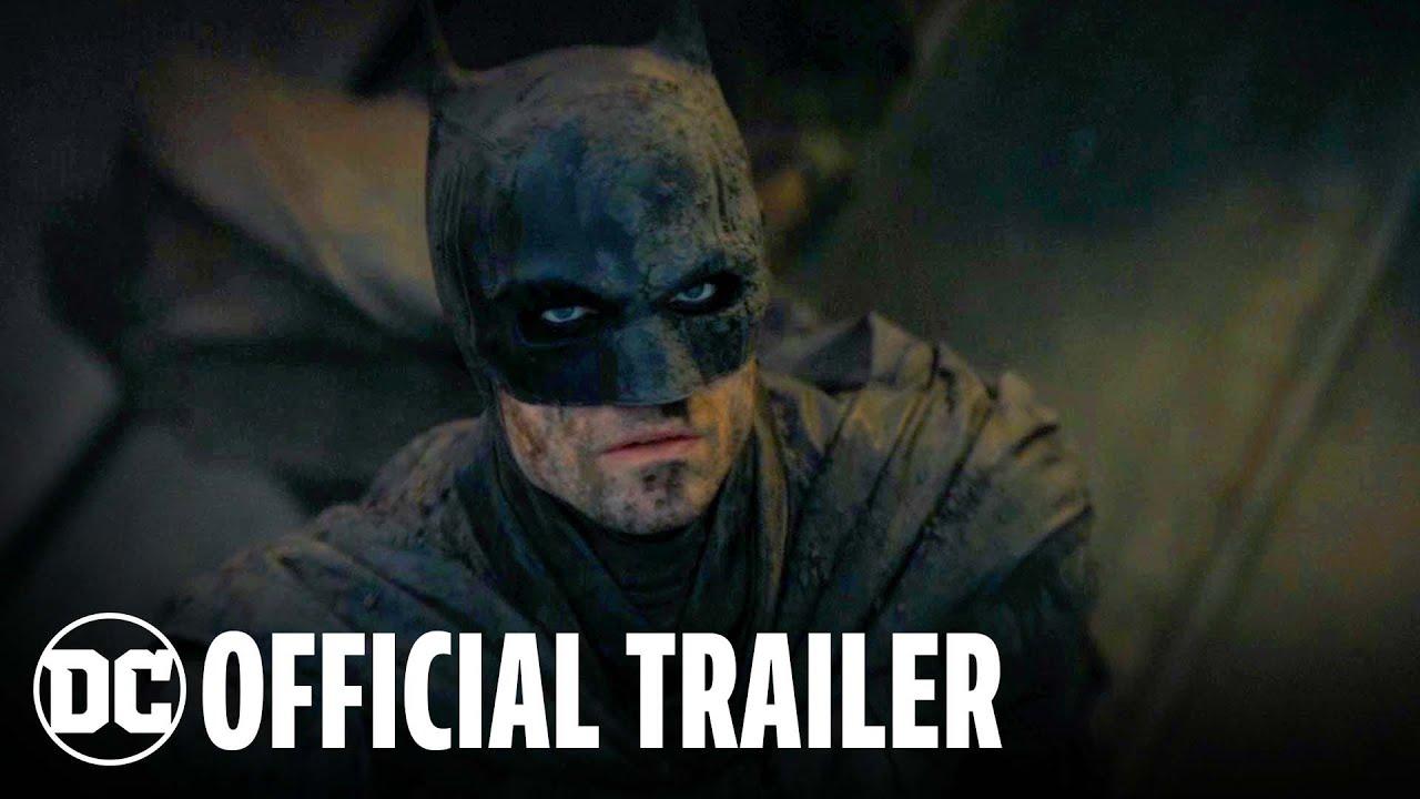 Download The Batman - Official Trailer | DC