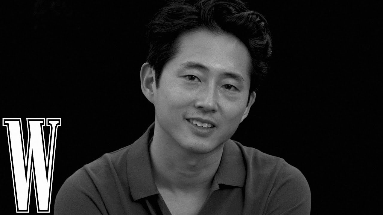 Steven Yeun Connected With His Own Family Over Minari | W Magazine