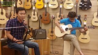 Trái tim bên lề   biểu diễn  Minh Giáp, guitar  Ngọc Thành