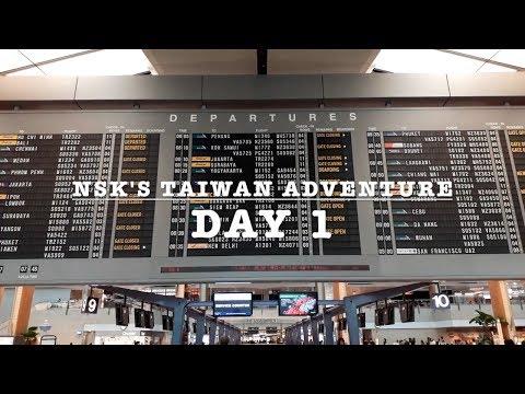 NSK Videos: NSK's Taiwan Adventure - Day 1