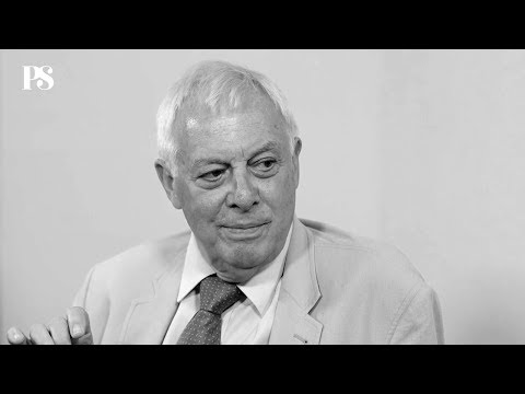 Chris Patten on a Life in Global Politics