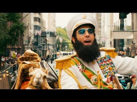 THE DICTATOR Trailer 2012 - Sacha Baron Cohen - Official [HD]