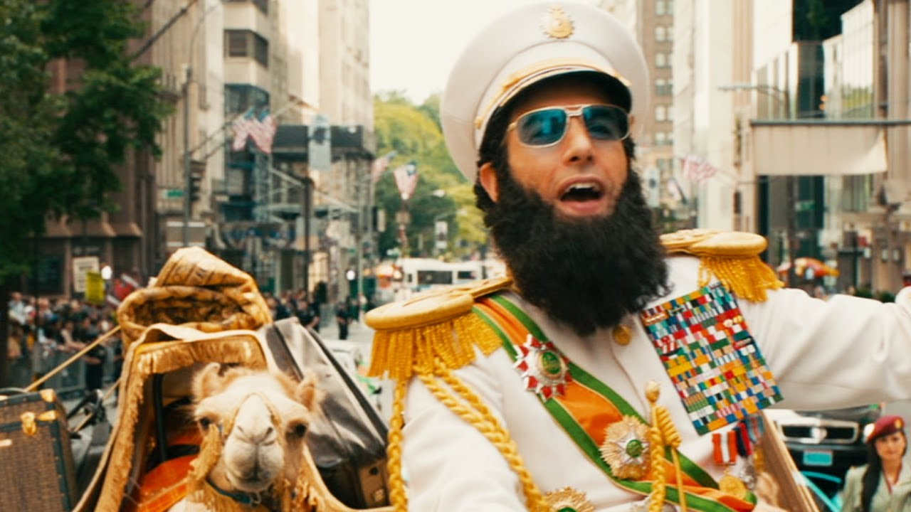 the dictator hd