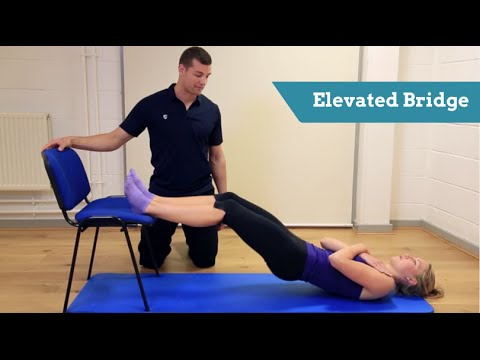 How to do ELEVATED GLUTE BRIDGE: technique and common mistakes