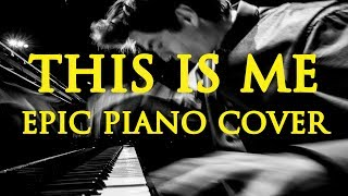 Download Lagu The Greatest Showman - This is Me - Advanced Piano Cover - Jacob Koller Mp3