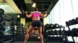 MICHELLE LEWIN Workout - Complete BootyBlaster!!