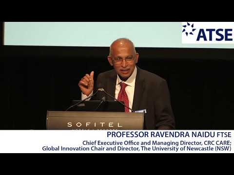 ATSE 2017 New Fellow: Professor Ravendra Naidu FTSE