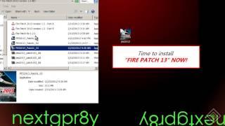How To Install Fire Patch 2013 Version 1.2 Aio - No Passwords No Surveys.