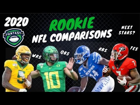2020 Rookie NFL Comparisons for the Top Prospects of the 2020 NFL Draft