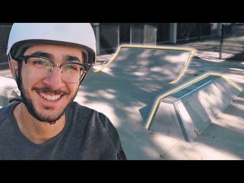 the-cutest-lil-skatepark-in-nyc!-😻-+-an-unboxing