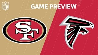 49ers vs. Falcons | NFL NOW | NFL Week 15 Previews