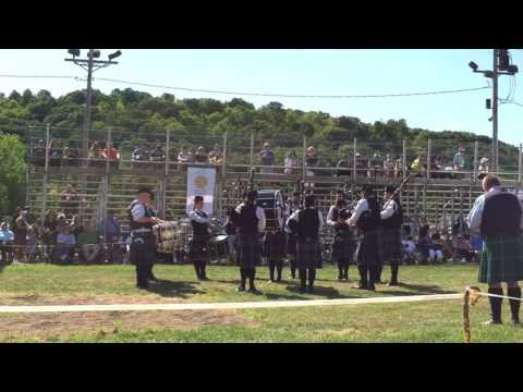 Gr 4 Catamount Pipe Band ~ winners 2016 Capital District Scottish Games